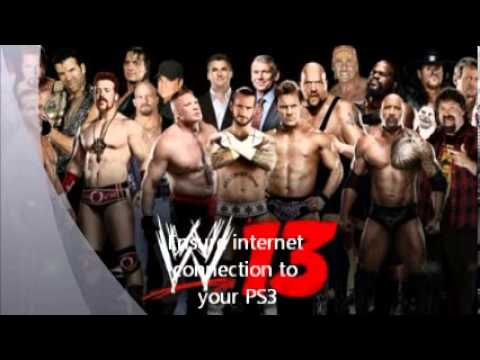 How to unlock the WWE 13 unlockables by Yousef Farahat