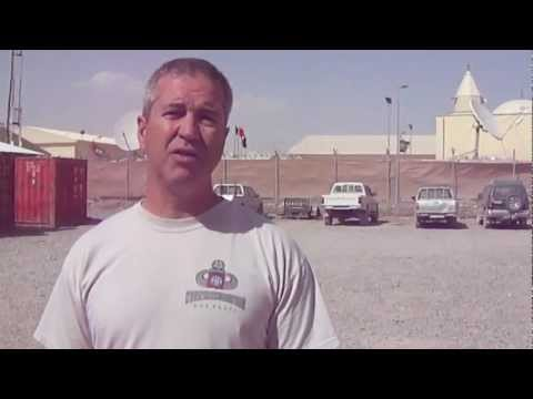 IBEW in Afghanistan: Wiring in a War Zone