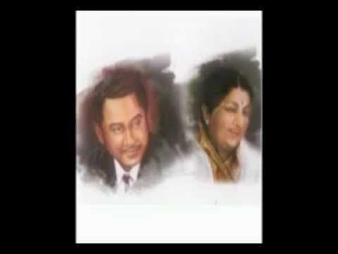 Kishore Kumar & Lata Mangeshkar Best Song-koi Apna Na Hua Sari Zindagi Ke Liye (ijazzbi) video