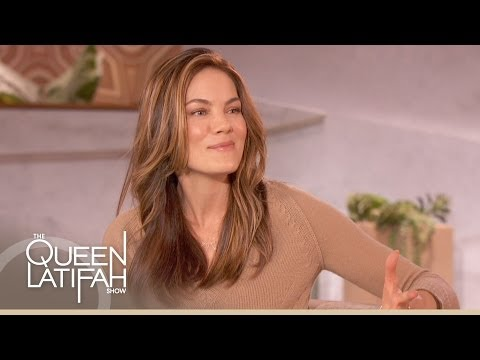 Michelle Monaghan Talks 'True Detective' on The Queen Latifah Show