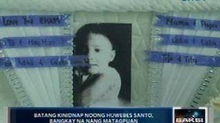 Saksi: Sanggol at kanyang yaya, pinatay sa loob ng kanilang bahay sa Laguna
