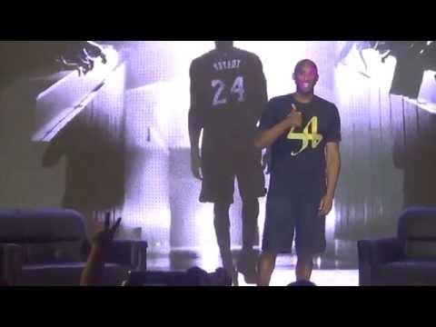 Kobe Bryant explains what 'Mamba Mentality' is