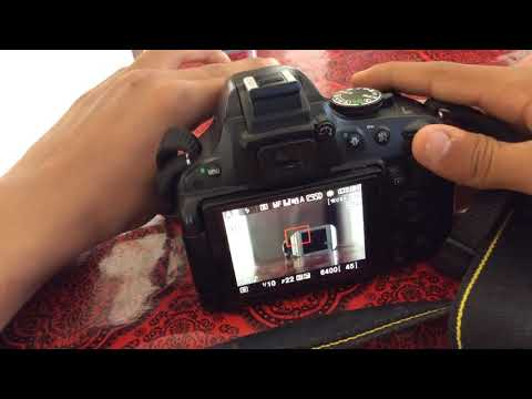 How to blur the images background in DSLR very simple tutorial   YouTube