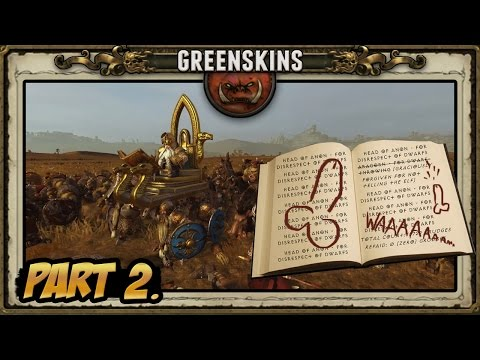 Greenskins: Let's Conquer - Defiling the Great Book of Grudges (Part 2)