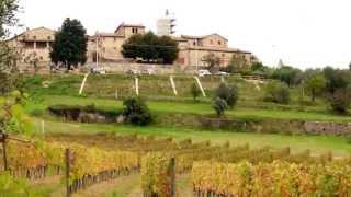 #TOSCANA - SAN GUSME' IN CHIANTI - Tuscany - Full HD