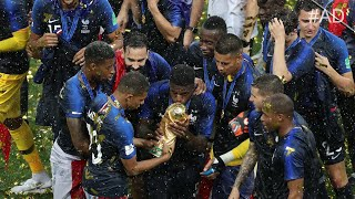 FRANCE 4-2 CROATIA | FRANCE ARE WORLD CUP CHAMPIONS!!! | #TheFootballSocial