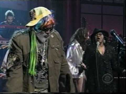 George Clinton Gangsters of Love 'Medley'
