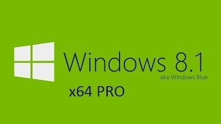 Descargar e Instalar windows 8.1 x64 (formateo) [Bien explicado][MG] 1 link