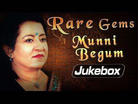 Rare Gems by Munni Begum | Munni Begum Ghazals | Sad Ghazals Collection