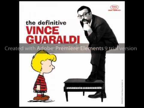 Vince Guaraldi Trio Samba De Orpheus Cast Your Fate To The Wind