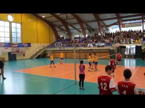 Mistrzostwa Ostrołęki W Siatkówce: I LO - III LO (drugi Set)