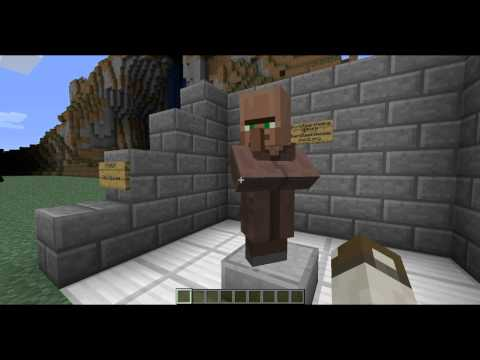 Minecraft: Plugin Reviews, Mob Disguise