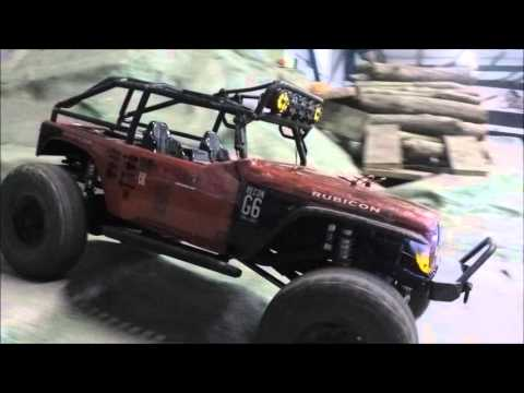 Crawling around - RC Rock crawling at RC Model shop direct