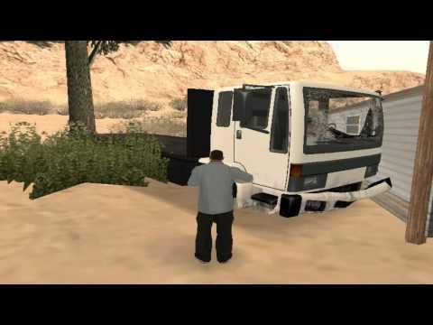 Loquendo-Gta San Andreas El Dinosaurio Amarillo
