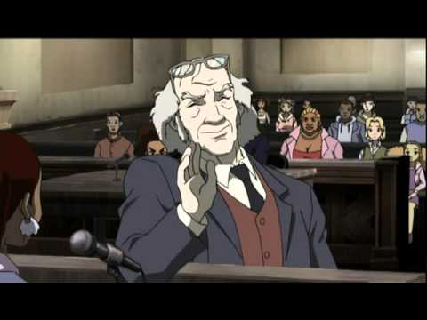 The Boondocks: Episode 2, The Trial Of R  Kelly video