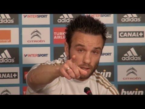Football / L'énorme coup de gueule de Mathieu Valbuena - 27/03