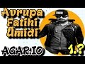 Agar.io Türkçe | Avrupayi yikan çilgin Türk Ümidi | ilk 10 | Agario