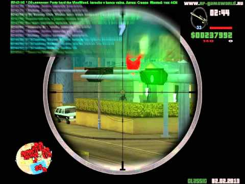 RP-GameWorld: Hitmans Agency.wmv