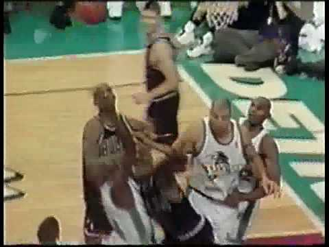 MICHAEL JORDAN: 34 pts vs Detroit Pistons (1998.01.03) HD