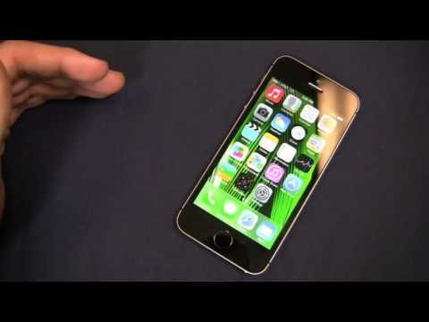 Apple iPhone 5s Review Part 1