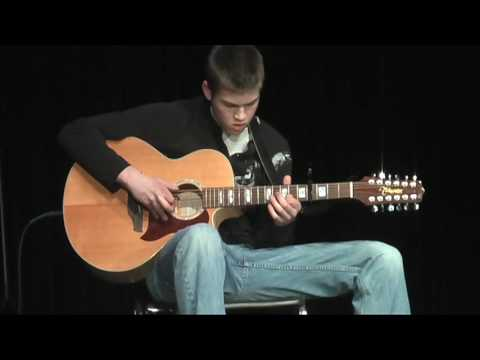 This is my performance of Ocean at my school's variety show back in 2008. It was the first time I had ever played in front of a crowd. I was extremely nervou...