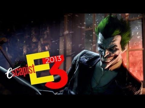 BATMAN ARKHAM ORIGINS E3 2013 PREVIEW (Escapist News Now)
