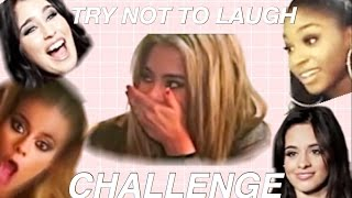 Download Lagu FIFTH HARMONY TRY NOT TO LAUGH CHALLENGE! Gratis STAFABAND