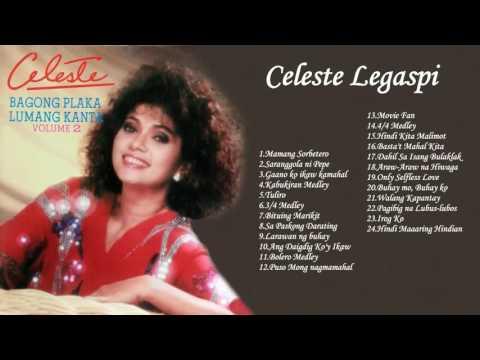 Celeste Legaspi Greatest Hits Best of Celeste Legaspi songs