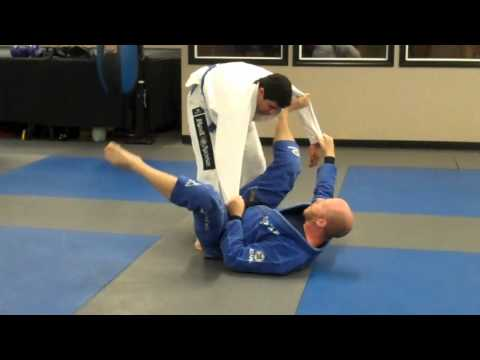jay-jitsu BJJ: spider guard sweep #1 Image 1