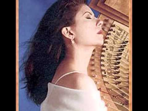 0 Claude Debussy   En Bateau   Harpist, YOLANDA KONDONASSIS.