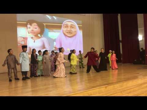 2017 Hari Raya Celebration Part 1