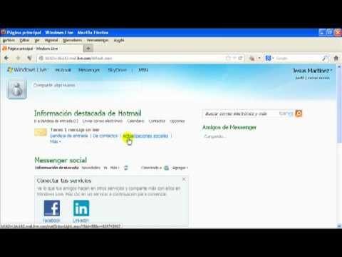 Como crear una cuenta de correo electronico Hotmail. MUY FACIL!!
