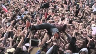 ENTER SHIKARI - Moscow - Park Live Festival. [28.6.2014].