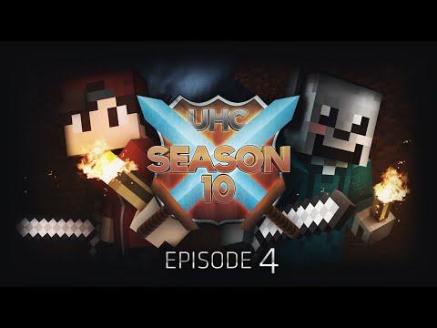Minecraft: Cube UHC Season 10 Ep. 4 TWO TEAMS