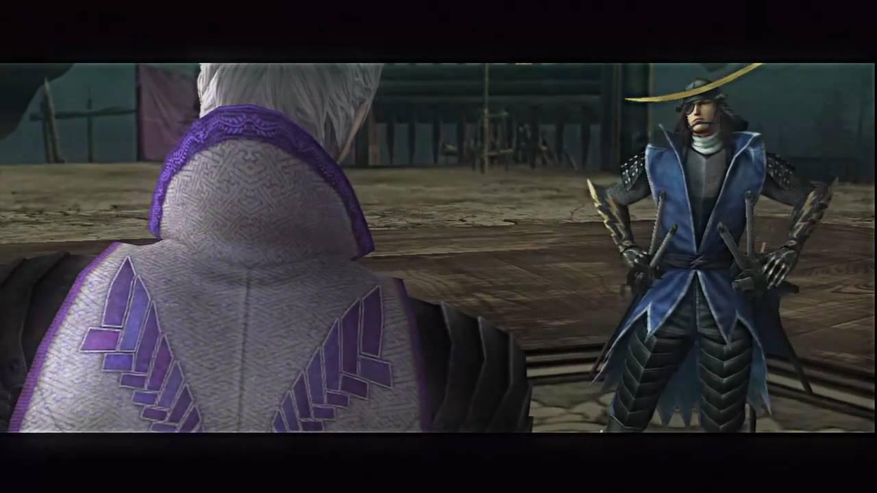Sengoku Basara 3 (戦国BASARA3) HD: Samurai Heroes Hard Mode Date ...