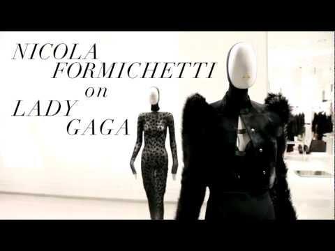 MTV FORA: MUGLER Part 2. Nicola Formichetti on Lady Gaga