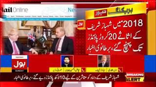Fayyaz ul Hassan Chohan Exclusive Statement on Shehbaz Sharif Corruption Scandal | BOL News