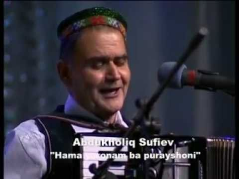 20. Abdukholiq Sufiev - Hama yoronam...
