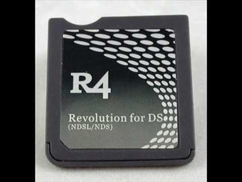 Como configurar la R4 para Nintendo DS (Loquendo)