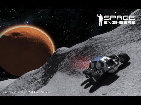 Как сделать корабль space engineers - Enote.ru