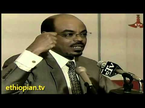 Meles Zenawi on Poverty