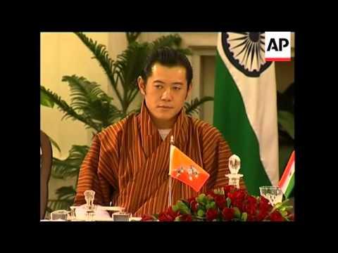 India and Bhutan sign twelve agreements