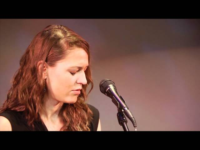 Amber Rubarth - Just Like a Woman (Bob Dylan cover) - Live at BUNCEAROO - 5/17/12