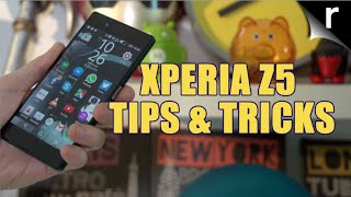 Sony Xperia Z5 and Z5 Compact Tips & Tricks