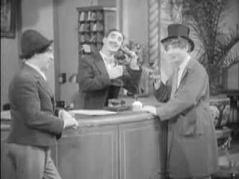 Marx Brothers in Cocoanuts