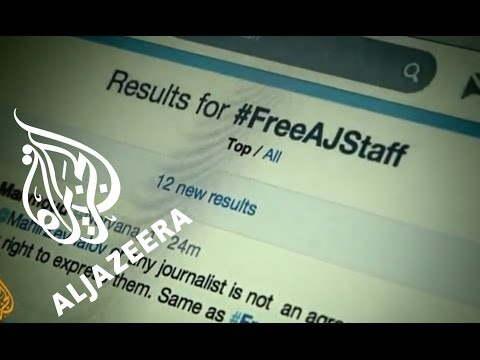 Listening Post - Egypt's media war
