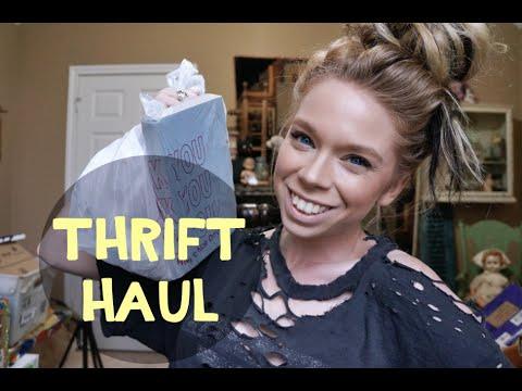 FALL? THRIFT HAUL