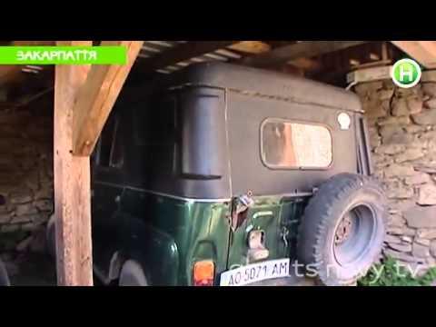Как готовятся к зиме закарпатские дороги - Абзац! - 02.10.2013