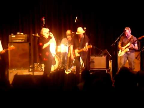 The Hamburg Blues Band feat. Chris Farlowe&Clem Clempson live @ AK in Linz, Austria 2010