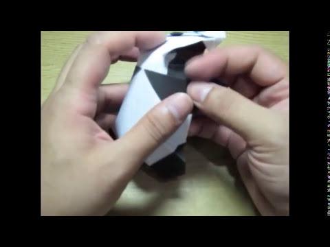 Origami Baby Panda by Jacky Chan.m4v